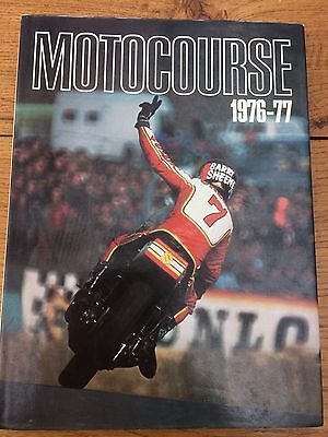 Motocourse Complete Set From 1976