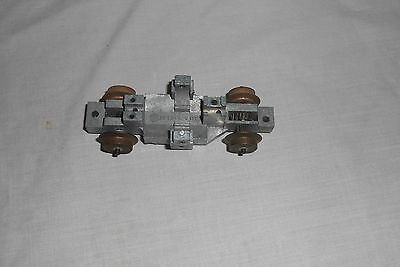 American Flyer 740/742 Hand Car Chassis New Old Stock