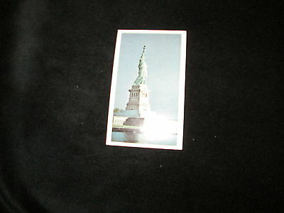New York (Statue Of Liberty)    Postcard   New York City