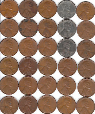 near COMPLETE LINCOLN WHEAT CENT SET ~and MEMORIAL CENT SET ~252 DIFFERENT CENTS