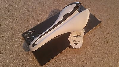 Giant Contact SLR Forward Carbon Saddle w carbon rails / weight 185 gr