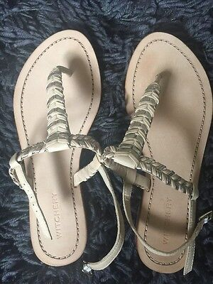 Witchery Sandals Size 6 NEW