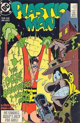 Plastic Man (1988 series) #2 in Near Mint - condition. FREE bag/board