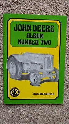 JOHN DEERE Album Number Two by Don Macmillan