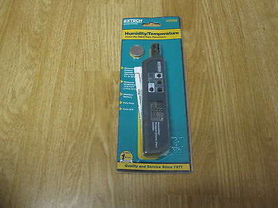 Extech Instruments 445580 Humidity and Temperature Pen