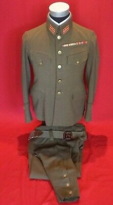 Japanese Officers Uniform