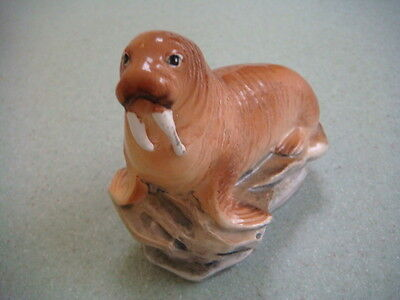 Ceramic walrus made in Japan