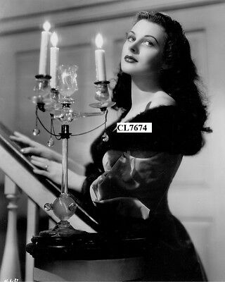Hedy Lamarr in the Movie 'The Strange Woman' Photo