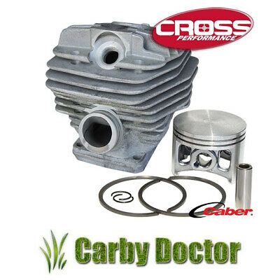 Ported Big Bore Cylinder Kit For Stihl 064 Chainsaws 54Mm  Cross Performance