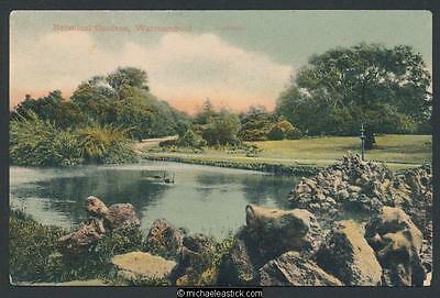 """Warrnambool - Botanical Gardens (1) and """"Bay of Biscay"""" on Hopkins River(2)"""