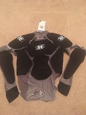 "Empire Neoskin Chest Protector And Arm Pads ""NEW"" Paintball"