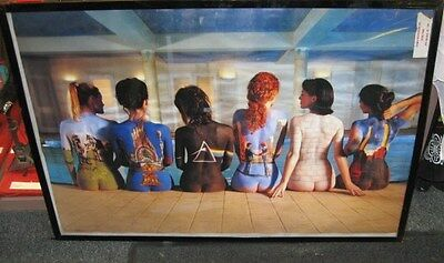 Pink Floyd Wall Roger Waters Albums  Butts Metal Rare Sealed Poster  Rock