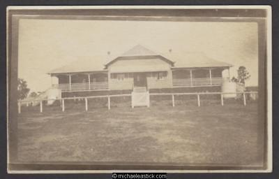 House in Queenslander style - location unknown