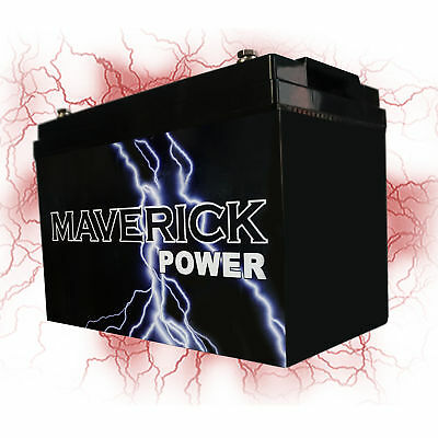 12V 150Ah Amp Deep Cycle Battery 4Wd Solar Volts Charge
