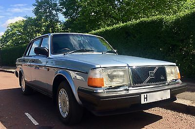 Volvo 240 Gl Automatic In Pristine Condition With Just 39,240 Gen Miles Serviced