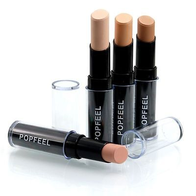 Makeup Natural Cream Face Eye Foundation Concealer Highlight Contour Stick Pen