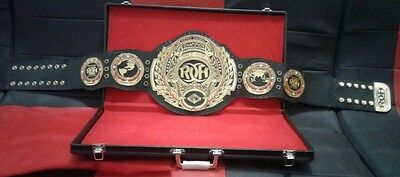 NEW ROH RING OF HONOR World Heavyweight Wrestling Championship Belt For Champion