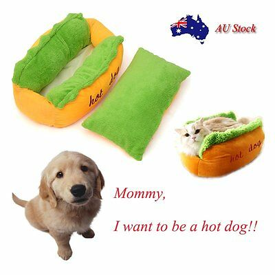 Warm Hot Dog Mat Washable Soft Cotton  Cat Cushion Kennel Nest Puppy Pet Bed Pad