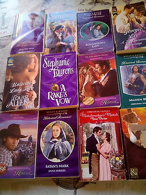 12 historical romance books