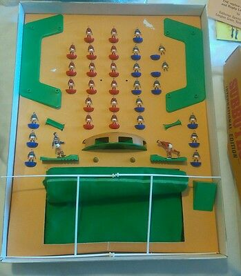 Vintage Subbuteo Table Rugby, (International Edition) 1970s