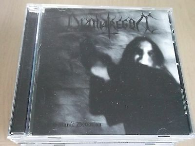 Diamatregon - The Satanic Devotion 1999 Cd Rare! Black Metal