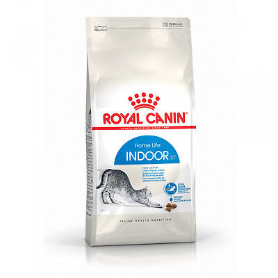 Croquettes pour chats Royal Canin Indoor 27 Sac 10 kg