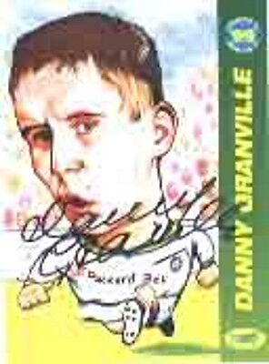 Danny Granville - Leeds - Signed Trading Card - COA (3692)