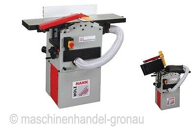 HOLZMANN Jointer - Thickness Planer HOB 260ABS 400V