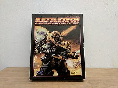Battletech - Armored Combat - 1996 - FASA - Complete
