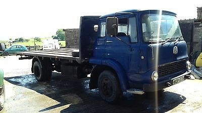 1979 Bedford Tk 6 Cylinder Diesel In Good Condition .