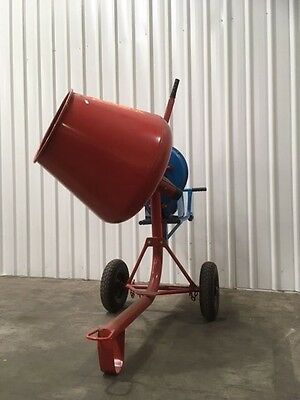 New Trademix Electric 3.5 H/duty Cement Mixer