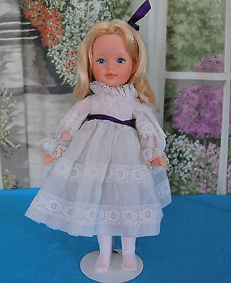 """Retro 1980's Collector Lovely 17"""" Kimberly Tomy doll luxurious  hair  to style"""