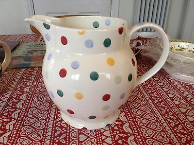 Emma Bridgewater Polka Dot 6 Pint Jug  New Best