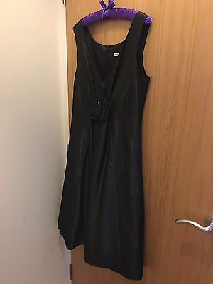 Black Cocktail/Party Dress by Gina Bacconi size 12