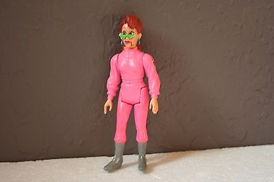 The Real Ghostbusters With Fright Feature Janine Melnitz 1986 Kenner