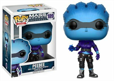 Funko Pop Games Mass Effect Andromeda: Peebee Vinyl Figure Collectible Toy 12311