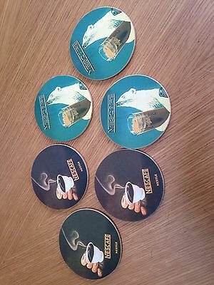 Advertising Coasters