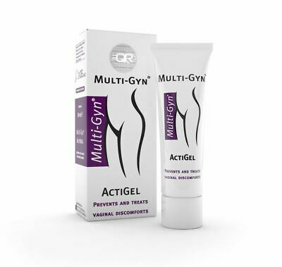 Multi-Gyn Actigel | Treats & Prevents Bacterial Vaginosis 50ml 1 2 3 6 12 Packs