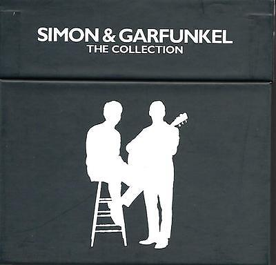 Simon & Garfunkel - The Collection - 5 X CD's + DVD Box Set