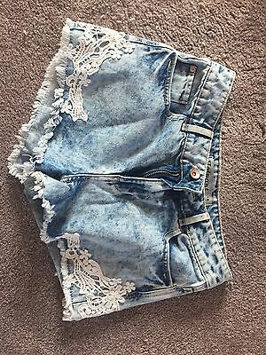New Look Summer Shorts Size 8