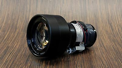 Panasonic Et-Dle200 2.5 - 4.0:1 Medium Throw Zoom Lens For Pt D Dw Dz Projector