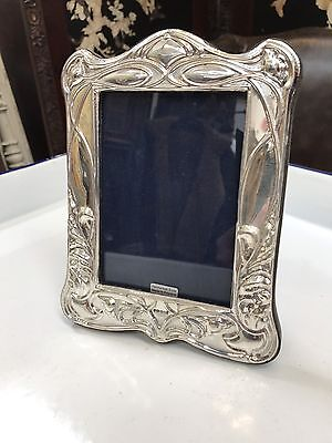 Hallmarked Silver Photo Frame. Open To Offers.