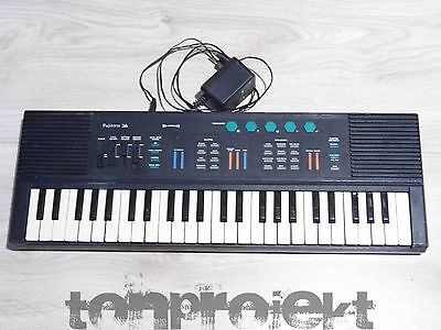 vintage FUJITONE 3A small size 49key Keyboard Angeltone DM-380 Karcher F2 1980`