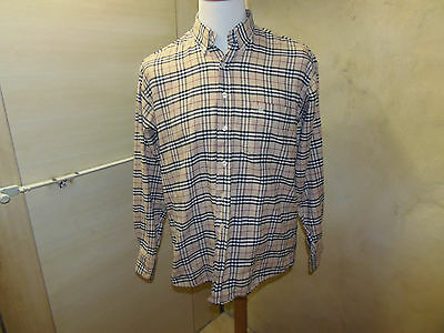 """Chemise Burberry  Taille Xl """" Model Homme """""""