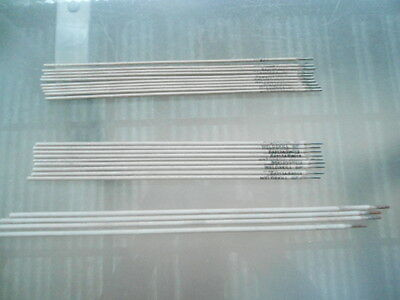 Cigweld Welding, Electrodes 2 + 2.5 + 3.2MM THICK.23 RODS IN TOTAL-3 HANDY SIZES