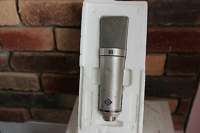Neumann U 89 i Condenser Cable Professional Microphone