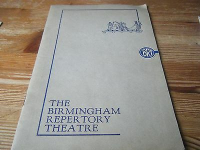 23.04.1940   The  Birmingham Repertory Theatre  Presents -  Winterset - 16 Pages