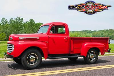 1949 Ford Other Pickups 3/4 Ton 1949 Ford F3 Heavy-Duty ¾-Ton Pickup