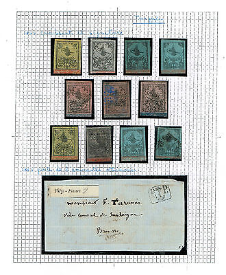 TURKEY1863-1890  Very nice collection Mint & used **MUST SEE** **6 Scans**