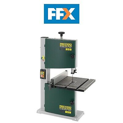 Record Power 65000 BS9 Hobby Bandsaw 200w 240v
